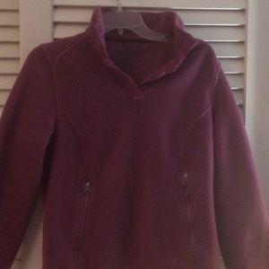 LL Bean Fleece Pullover